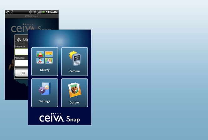 How Do I Use CEIVA Snap For Android?