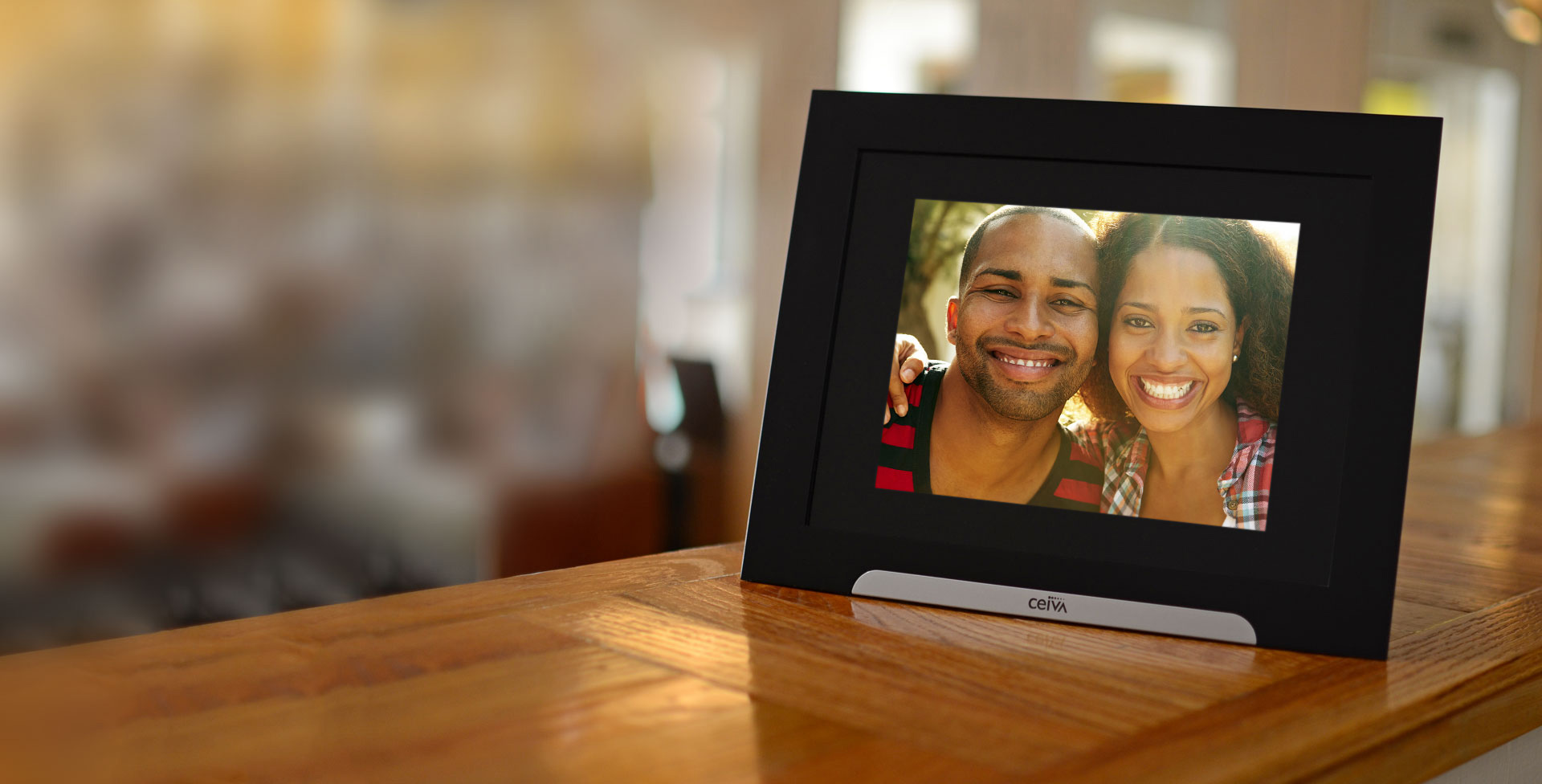 snap and send pictures to your ceiva display from anywhere
